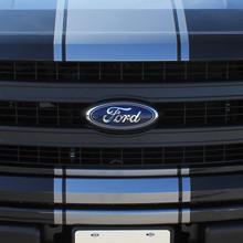 09-14 Ford F-150 Center Stripe Kit