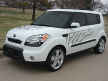 08-15 Kia Soul Cat Graphic Kit