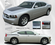 06-10 Dodge Charger Chargin' 2 Graphic Kit