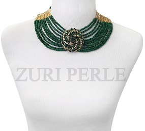 green-and-gold-crystal-multi-strand-necklace-zuri-perle-handmade-jewelry.jpg