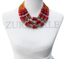 red-coral-tube-drum-bead-zuri-perle-handmade-necklace.jpg