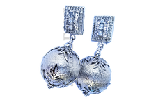 KIKE - Women Handcrafted SIlver Earrings Made in America