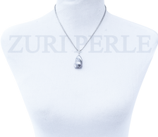 ADUN - Women Handcrafted silver Pearl Necklace Made in America