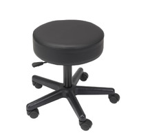 Drive Medical Revolving, Pneumatic Adjustable-Height Stool