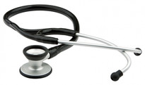 ADC Adscope 604 Pediatric Clinical Stethoscope Model 606BK Color Black