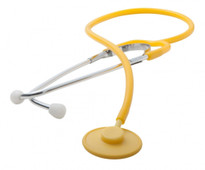 ADC Proscope 664 Disposable Stethoscope Model 664Y Color yellow