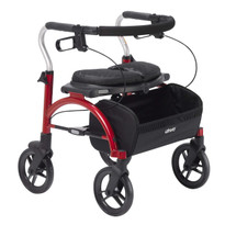 Drive Medical Arc Lite Rollator (102EXL-RD)