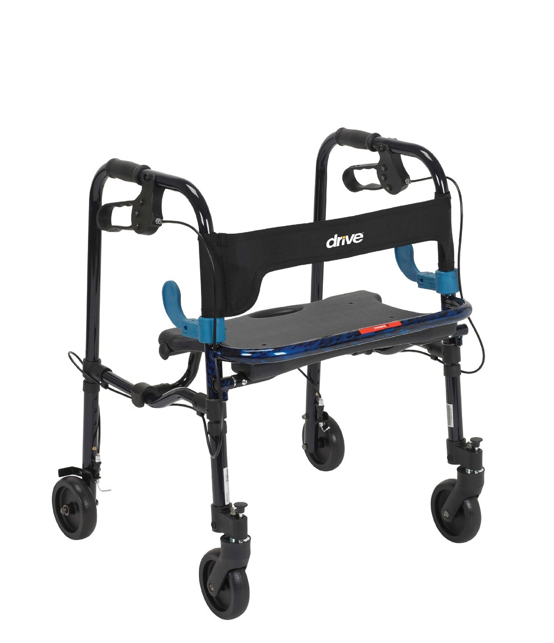 Drive Medical Clever Lite Walker Junior With 5 Quot Casters