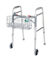 Drive Medical Folding Walker Basket