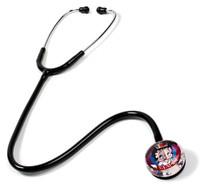 Prestige medical Clear Sound Stethoscope Betty Boop Nurse Edition Model S107-LUV
