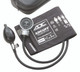 ADC Diagnostix 700 Pocket Aneroid  sphygmomanometer Model 700-11AG Color Gray