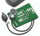 ADC Diagnostix 700 Pocket Aneroid  sphygmomanometer Model 700-11AGR Color Green