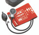 ADC Diagnostix 700 Pocket Aneroid  sphygmomanometer Model 700-11AOR color Orange