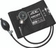ADC Diagnostix 700 Pocket Aneroid  sphygmomanometer Molor 700-12XBK Color Black