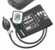 ADC E-sphyg Digital Pocket Aneroid  Sphygmomanometer Model 7002-11ABK Color Black