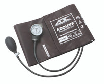 ADC Prosphyg 760  Pocket Aneroid  sphygmomanometer Model 760-13TBR Color Brown