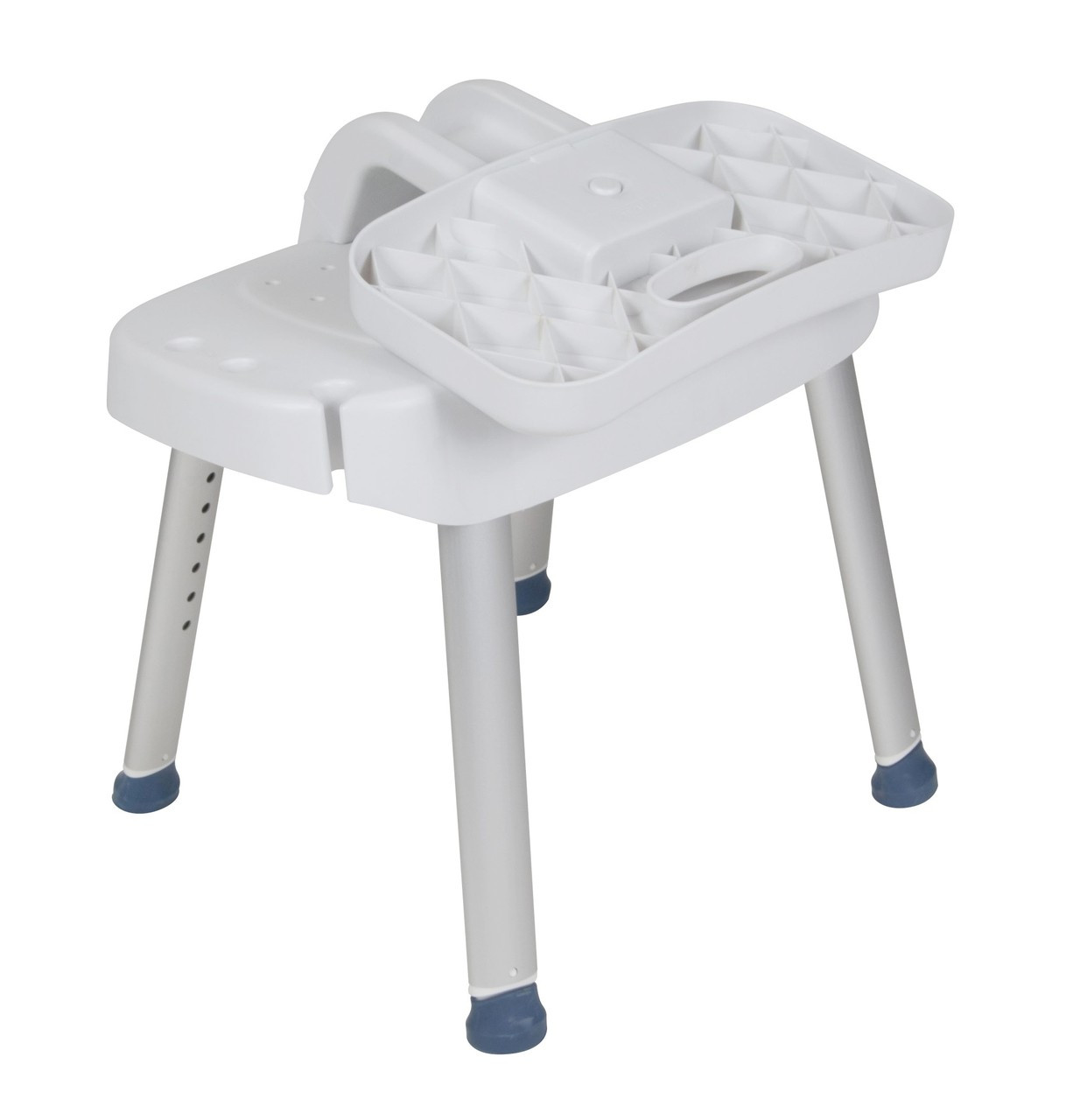 Drive Medical Shower Chair with Folding Back RTL12606 | Baron ...