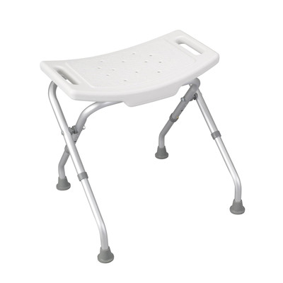 Drive Medical Folding Shower Chair Without Back