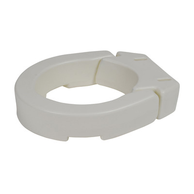 Drive Medical Hinged Toilet Seat Riser (RTL12607)