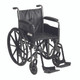 Swing-away Footrests,  Detachable Full Arm