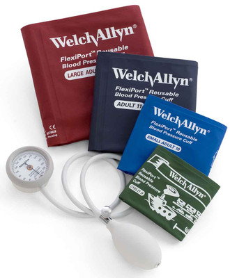 Welch Allyn Ds44 Bronze Series Integrated Aneroid