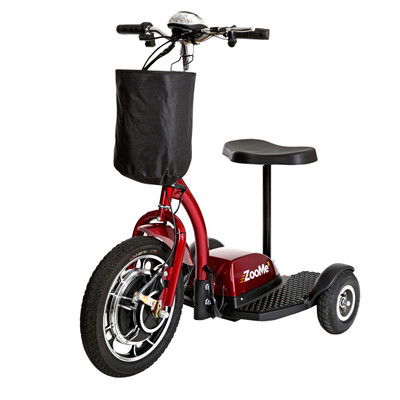 Drive Medical ZooMe 3-Wheel Recreational Scooter