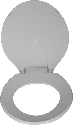 Drive Medical Oversized Oblong Toilet Seat with Lid