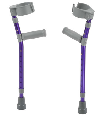 Drive Medical Pediatric Forearm Crutches