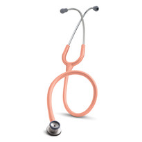 3M Littmann Classic II Infant Stethoscope Color Peach Model 2158