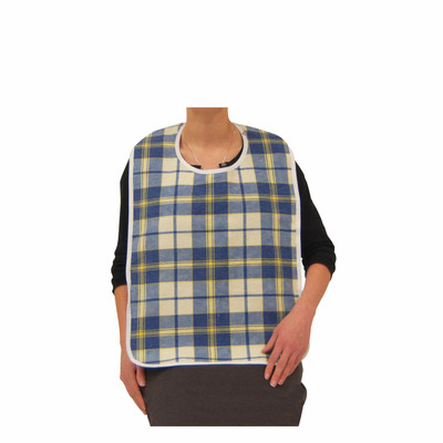 Drive Medical Flannel Bib