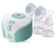 Drive Medical GentleFeed Dual Channel Breast Pump (MQ9120)