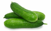 Cucumber Lebanese- 500g  *Certified Chemical Free*