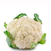 Cauliflower- Each *Small/Med size heads*
