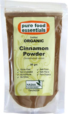 Cinnamon Powder Organic- 80g