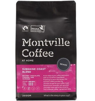 Coffee Beans Montville Organic- 250g