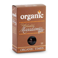 Dark Chocolate Macadamias- 150g