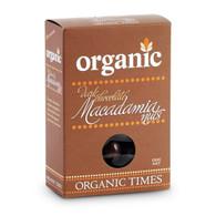 Dark Chocolate Macadamias- 150g