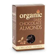 Dark Chocolate Almonds- 150g