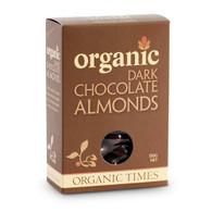 Dark Chocolate Almonds- 150g