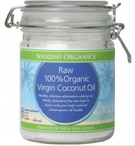 Niugini Virgin Coconut Oil- 650ml