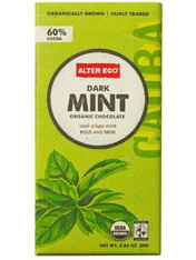 Dark Mint Chocolate- 80g