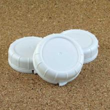 Quart Milk Bottle Lid - 48mm - White