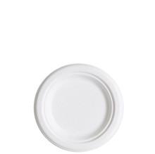 Sugarcane Plate - Round 6 inch
