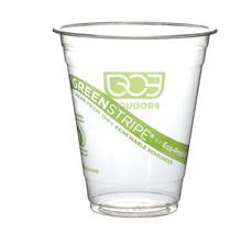 Cold Cups - GreenStripe - 12oz