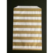 Metallic Gold paper bags