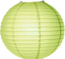 Paper Lantern - Yellow-Green