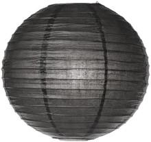 Paper Lantern - Black