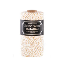 Metallic Gold Divine Twine