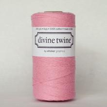 Light Pink Solid Divine Twine