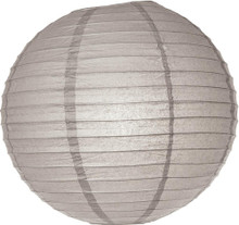 Paper Lantern - Grey